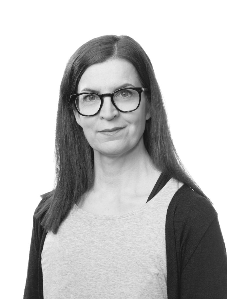 Micaela Röman - Entrepreneur, a journalist and a professional communicator